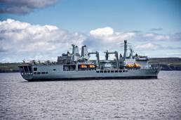 HMS Fort George