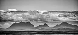 The Sutherland hills
